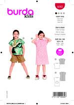 Burda - 9282 Shirt & Kleid