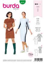 Burda - 6210 Kleid