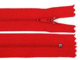 Reißverschluss Spirale 3mm - rot
