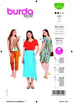 Burda - 6119 Shirt/Kleid