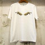 out put  Tiger  Slab CottonT-Shirt