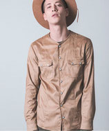 chord number eight   new arrival 〜collarless western shirts〜