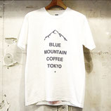 BLUE MOUNTAIN COFFEE  Slab CottonT-Shirt