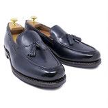 GORDON&BROS Tassel loafers(Navy)