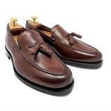GORDON&BROS Tassel loafers(Brown)