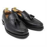 GORDON&BROS Tassel loafers(Black)