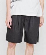CHORD NUMBER EIGHT SIDE DRAWSTRING SHORTS