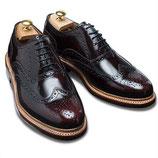 GORDON&BROS Wing tip shoes(Burgundy)