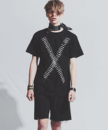 CHORD NUMBER EIGHT     弾丸 LONG LENGTH TEE