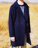 ICHIMILE GRATORY       tielocken coat