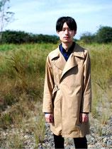 ICHIMILE GRATORY  tielocken spring coat