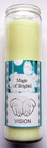 Magic of Brighid Glaskerzen Vision (Hellsichtigkeit)