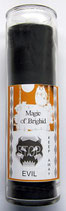 Magic of Brighid Glaskerzen Keep away Evil (Fernhalten von Bösem)