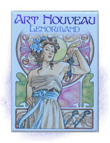 Karten: Art Nouveau Lenormand Karten