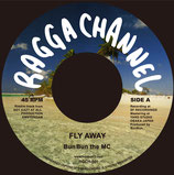FLY AWAY/I thought only loving