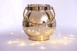 Kerzenglasen Goldtopf