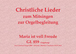Maria ist voll Freude GL 859 (Augsburg)