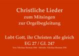 Lobt Gott, ihr Christen alle gleich GL 247