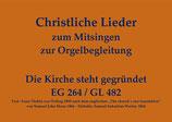 Die Kirche steht gegründet GL 482