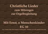 Mit Ernst, o Menschenkinder EG 10