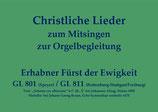 Erhabner Fürst der Ewigkeit GL 801 (Speyer) / GL 811 (Rottenburg-Stuttgart/Freiburg)