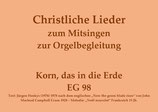 Korn, das in die Erde GL 764 (Würzburg)