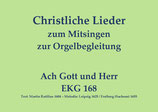 Ach Gott und Herr EKG 168