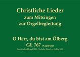 O Herr, du bist am Ölberg GL 767 (Augsburg)