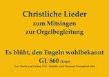 Es blüht, den Engeln wohlbekannt GL 860 (Trier)