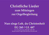 Nun singe Lob, du Christenheit GL 487