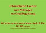Wir rufen an den teuren Mann, Sankt Kilian GL 890 (Würzburg)
