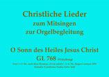 O Sonn des Heiles Jesus Christ GL 768 (Würzburg)