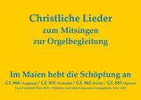 Im Maien hebt die Schöpfung an GL 866 (Augburg) / GL 855 (Eichstätt) / GL 862 (Fulda) / GL 883 (Speyer)