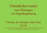 Christe, du Schöpfer aller Welt EG 92