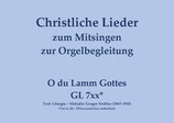 O du Lamm Gottes GL 732 (Augsburg)