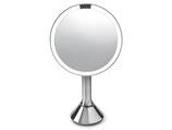Simplehuman Kosmetikspiegel mit Sensor 20 cm silber ST3026