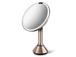 Simplehuman Kosmetikspiegel mit Sensor 20 cm rosé ST3027