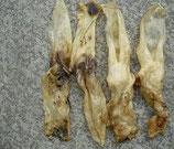 Kaninchenohren, getrocknet