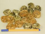 Fischtaler Rotbarsch & Kabeljau, reines Naturprodukt, frei von Zusatzstoffen oder Konservierungsstoffen, Gluten frei
