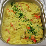 Rotes Thai-Hähnchen-Curry