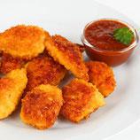 Chicken Nuggets mit Asia-Dip