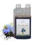 Schwarzkümmelöl für Hunde - kaltgepresst 500 ml