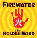 "Firewater - ""the golden hour"" LP (Halloween orange vinyl)"