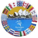 Sydney 2000 Official Badge