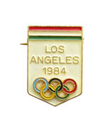 Los Angeles 1984 NOC PIN Hungary