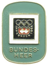 Innsbruck 1964 Army Badge