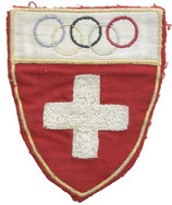 Berlin 1936 Swiss Team Patch