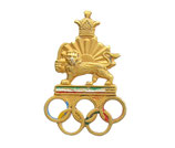 Munich 1972 NOC PIN India