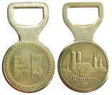 Munich 1972 Commemorative Bottle Opener