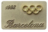 Barcelona 1992 Commemorative Badge